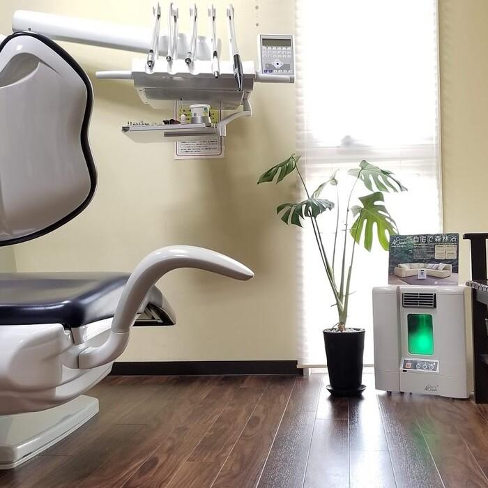 完全個室・空間除菌・安心